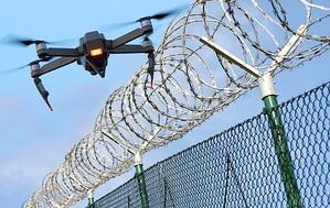 drone wireless communication systems